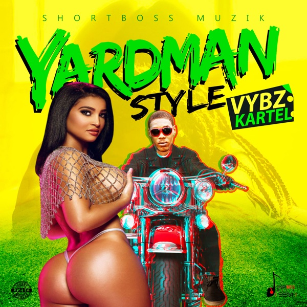 Vybz Kartel - Yardman Style (2019) Single