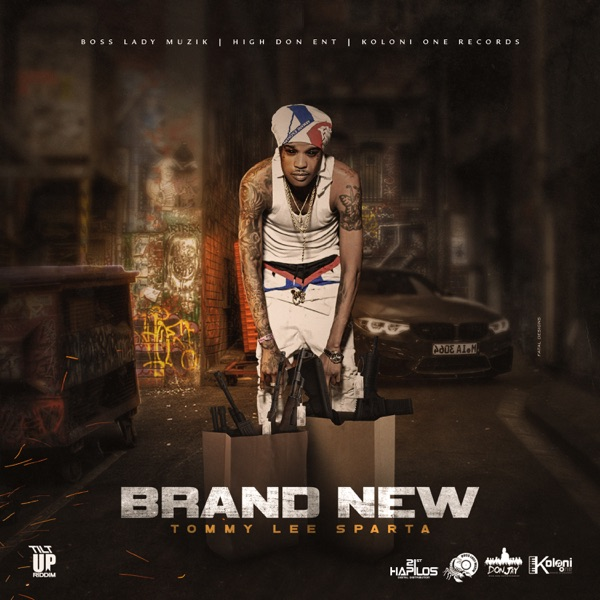 Tommy Lee Sparta - Brand New (2019) Single