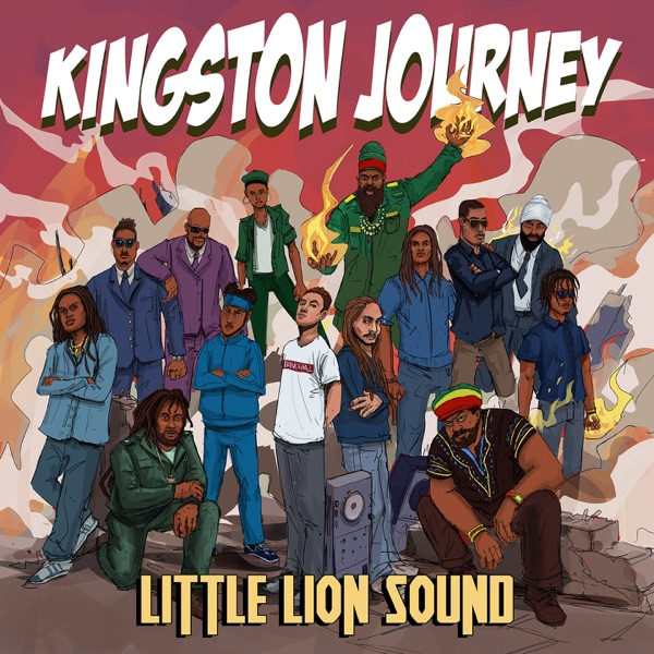 Little Lion Sound - Kingston Journey (2020) Album