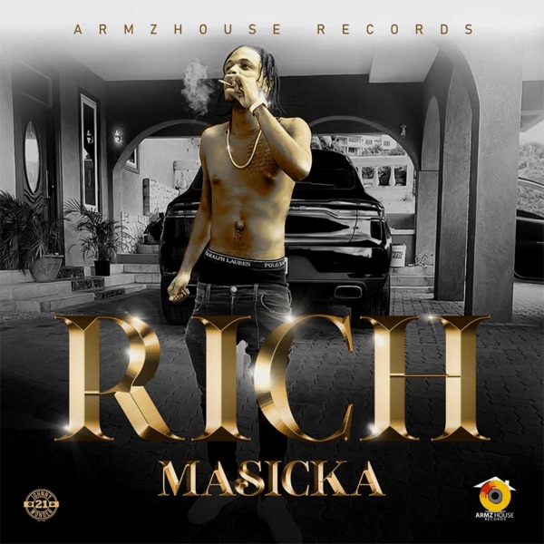 Masicka - Rich (2020) Single