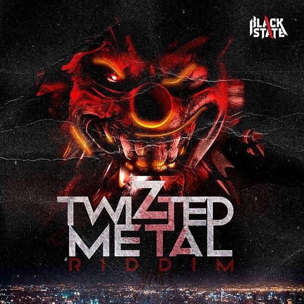 Twizted Metal Riddim [Black State] (2020)