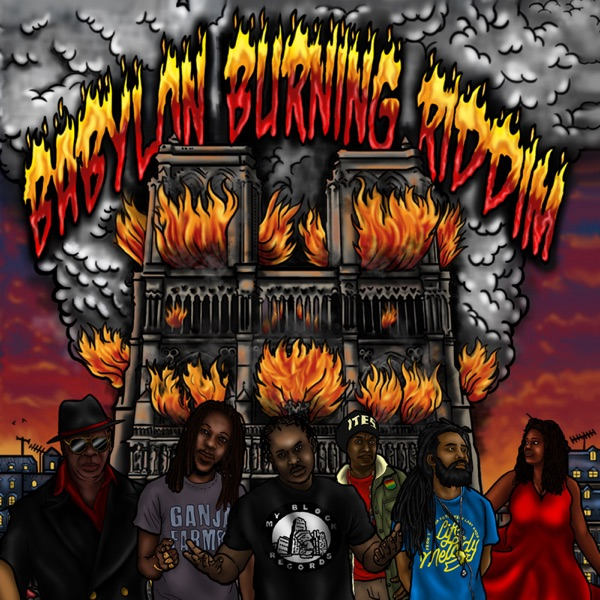 Babylon Burning Riddim [Black Star Foundation] (2020)