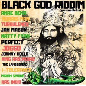Black God Riddim [Rastar Records] (2020)