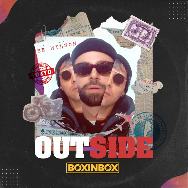 BOXINBOX x Sr. Wilson - Outside (2020) Single