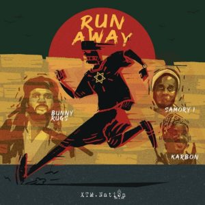 Bunny Rugs x Samory I x Karbon - Run Away (2020) Single