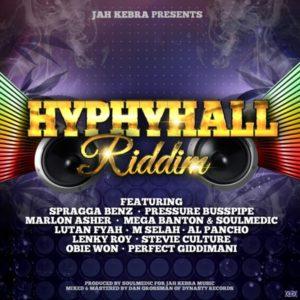Hyphyhall Riddim [Jah Kebra Music] (2020)
