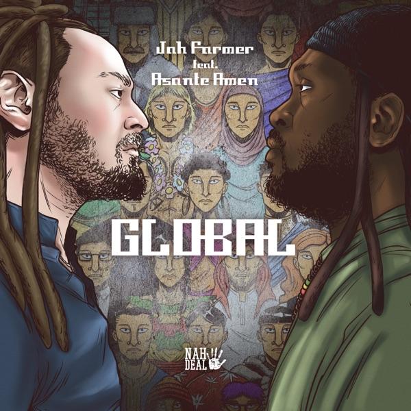 Jah Farmer feat. Asante Amen - Global (2020) Single