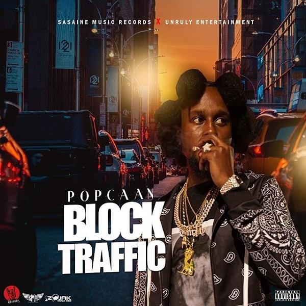 Popcaan - Block Traffic (2020) Single