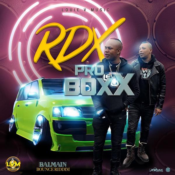 RDX - Pro Box (2020) Single