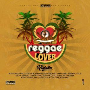 Reggae Lover Riddim [Danger Zone Music Group] (2020)