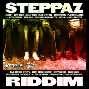 Steppaz Riddim [Gargamel Music] (2020)