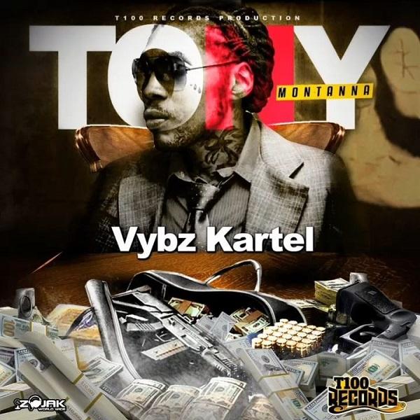 Vybz Kartel - Tony Montanna (2020) Single