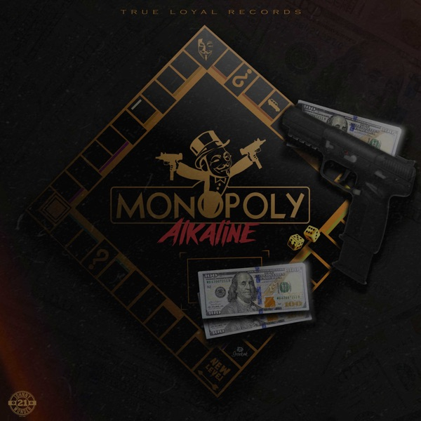 Alkaline - Monopoly (2020) Single