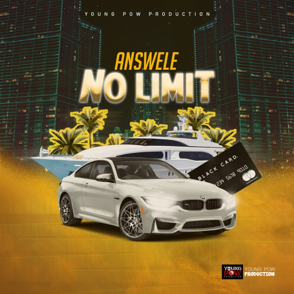 Answele - No Limit (2020) Single