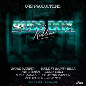Buss Box Riddim [Q45 Productions] (2020)