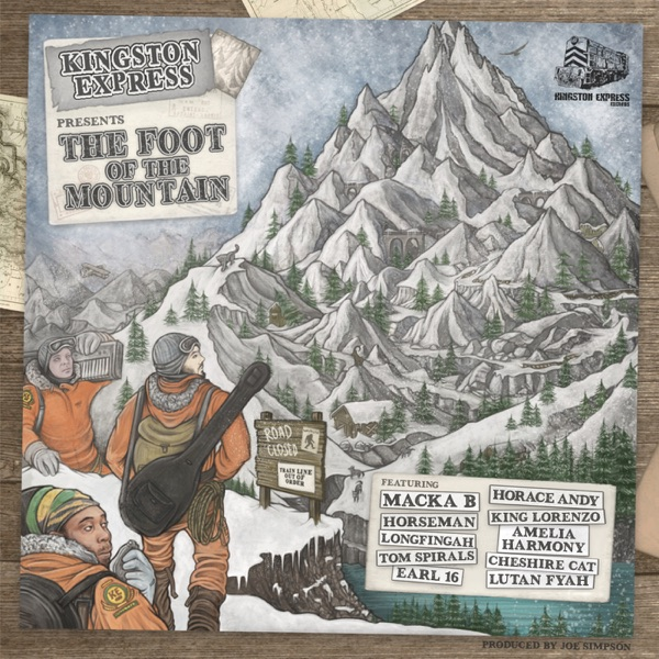 Kingston Express - The Foot Of The Mountain (2020) Album