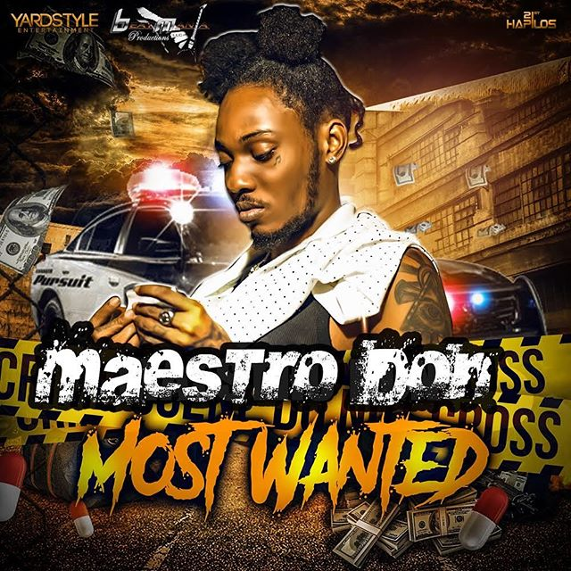 Maestro Don - Most Wanted (2020) Single