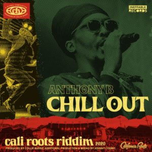 Anthony B - Chill Out (2020) Single