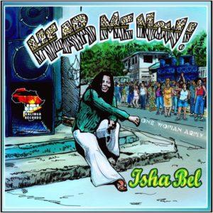Isha Bel - Hear Me Now (2020) Album