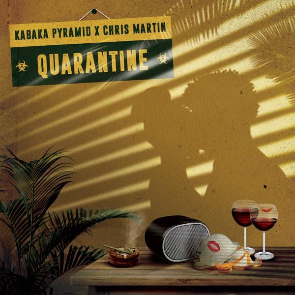 Kabaka Pyramid x Christopher Martin - Quarantine (2020) Single