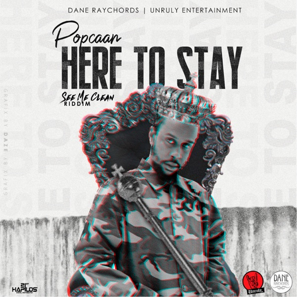 Popcaan - Here to Stay (2020) Single