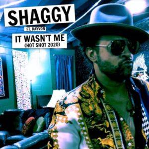 Shaggy feat. Rayvon - It Wasn't Me (2020) Single