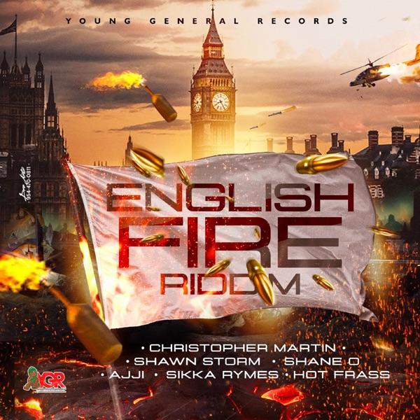 English Fire Riddim [YGR Records] (2020)