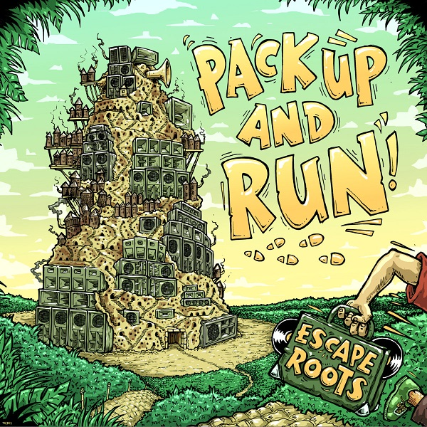 Escape Roots - Pack Up And Run (2020) Album