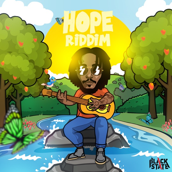 Hope Riddim [Anju Blaxx / BlackState] (2020)