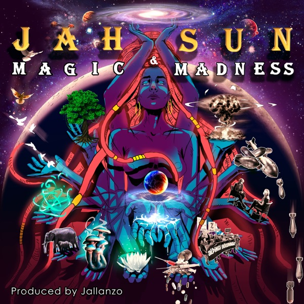 Jah Sun - Magic & Madness (2020) Album
