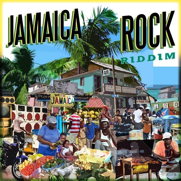 Jamaica Rock Riddim [Maximum Sound] (2020)