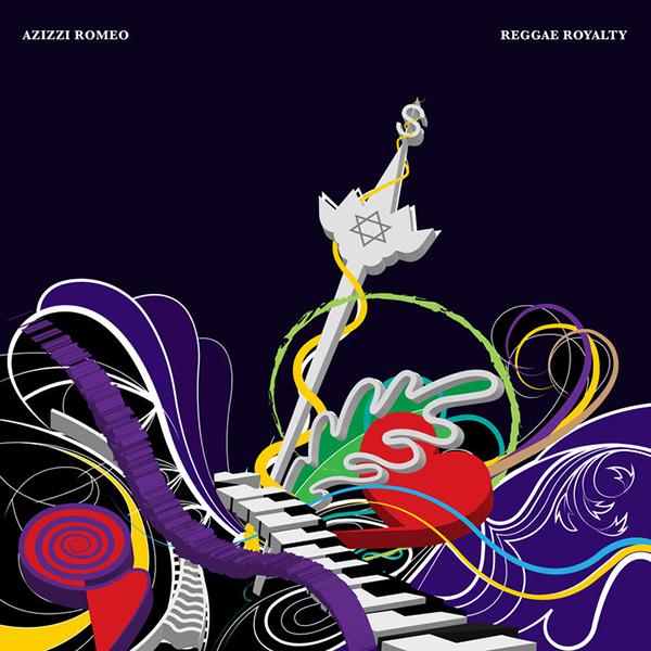 Azizzi Romeo - Reggae Royalty (2020) Album