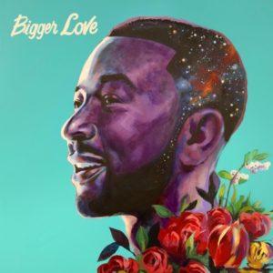 John Legend - Bigger Love (2020) Album