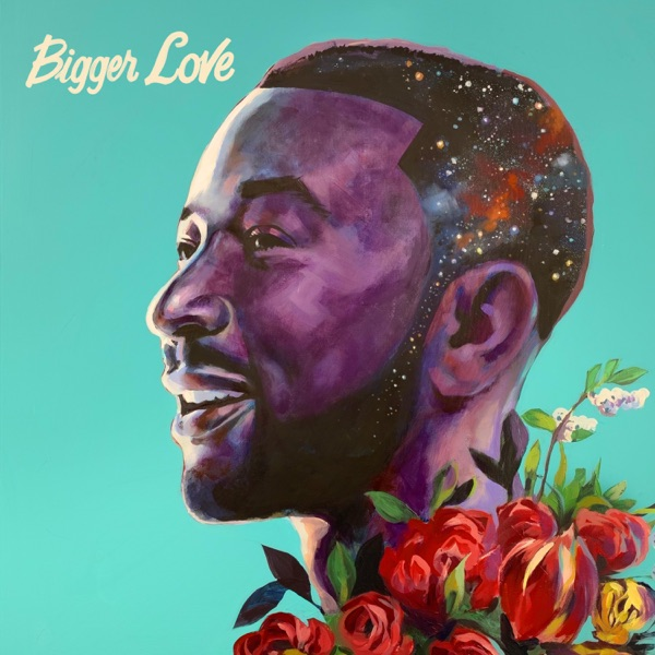 John Legend - Bigger Love (2020) Album