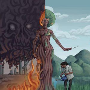 Julian Marley x Junior Reid - Mother Nature (2020) Single