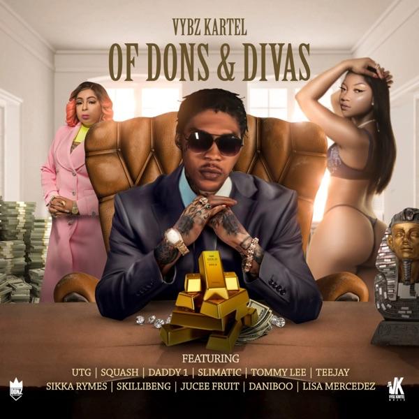 Vybz Kartel - Of Dons & Divas (2020) Album