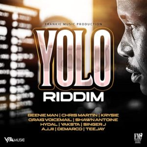 Yolo Riddim [Frankie Music] (2020)