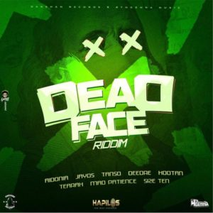 Dead Face Riddim [Darshan Records / 4thGenna Music] (2020)