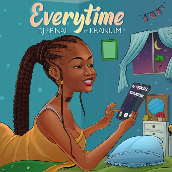 DJ Spinall x Kranium - Everytime (2020) Single