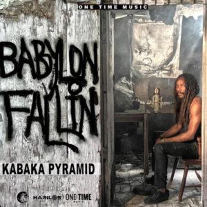 Kabaka Pyramid - Babylon Fallin (2020) Single