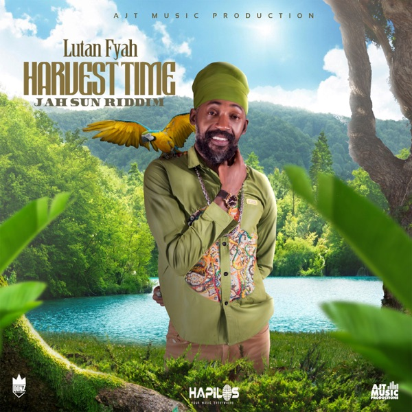 Lutan Fyah - Harvest Time (2020) Single