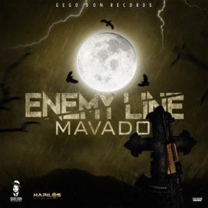 Mavado - Enemy Line (2020) Single