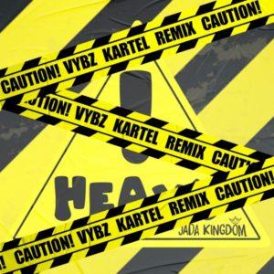 Jada Kingdom x Vybz Kartel - Heavy! Remix (2020) Single
