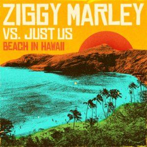 Ziggy Marley vs. Just Us - Beach In Hawaii (2020) Single
