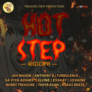 Hot Step Riddim [Treasure Chest Productions] (2020)