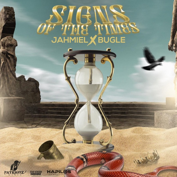 Jahmiel x Bugle - Signs of the Times (2020) Single