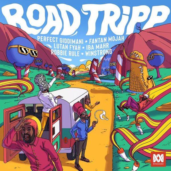Road Tripp Riddim [Ambassador Musik] (2021)