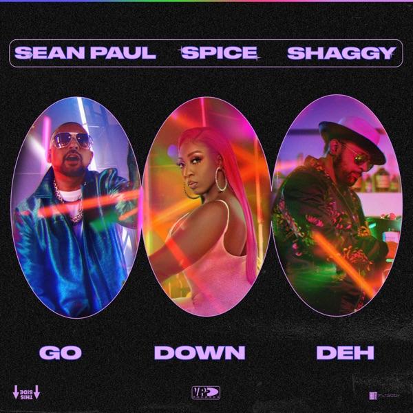 Spice feat. Sean Paul & Shaggy - Go Down Deh (2021) Single
