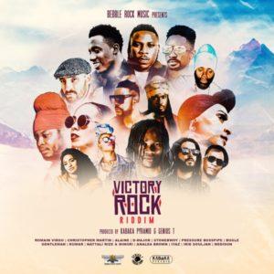 Victory Rock Riddim [Bebble Rock Music] (2021)