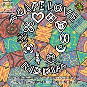 Agape Love Riddim [Small Axe / Rebel Sound Records] (2021)